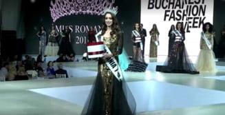 O eleva de 18 ani este noua Miss Romania