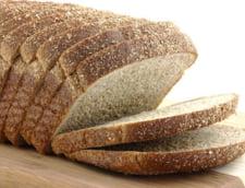 O felie de paine cu grau intreg pe zi te ajuta sa traiesti mai mult