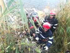 O femeie a fost gasita moarta in Lacul Fundeni