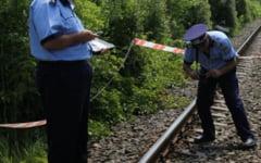 O femeie a murit calcata de tren la Ivesti