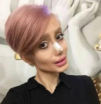 """O femeie celebra pe Instagram pentru operatiile sale estetice, arestata in Iran pentru """"blasfemie"""""""