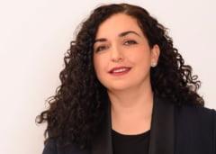 O femeie de 38 de ani a fost aleasa presedinte al Kosovo. Cine este Vjosa Osmani