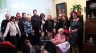 O femeie din Falticeni, printre cele mai in varsta din tara. Bunica Natalia a implinit 100 de ani VIDEO