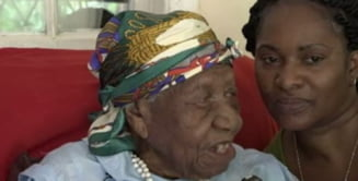 O femeie din Jamaica a devenit cel mai in varsta om de pe Pamant