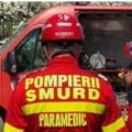 O fetiţă de 2 ani a căzut de la etajul al doilea al unui bloc din Mioveni. A fost transportată la spital în stare gravă