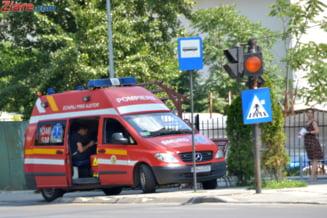 O fetita aflata in coma a fost tinuta cu orele in UPU. Ambulanta a ratat intalnirea cu elicopterul SMURD