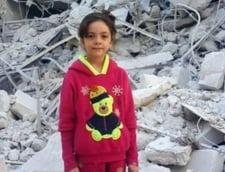 O fetita din Alep i-a scris lui Trump: Faceti ceva pentru copiii din Siria si sunt deja noua dvs prietena
