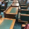 O firma cu probleme a lasat Senatul fara vot electronic: Se acopera urmele adoptarii unor legi importante?