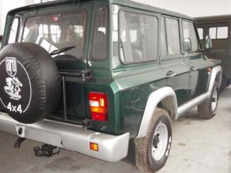 O firma din Cehia inca asambleaza si vinde masini ARO