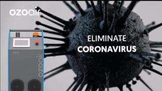 O firma din Prahova aduce o tehnologie inovatoare de purificare si dezinfectare a aerului, pe baza de tratament cu OZON, cel mai eficient agent microbiocid existent