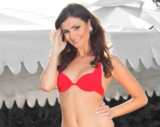 O fosta Miss Univers Romania, care e martor cheie in dosarul Valcov, a fost angajata la Comisia Nationala de Strategie si Prognoza