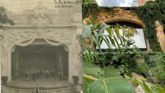 O grădină de poveste din București, redeschisă publicului după 30 de ani în care a fost abandonată complet