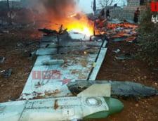 O grupare islamista care are legaturi cu al Qaida a revendicat doborarea avionului militar rus