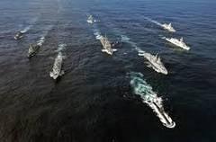 O grupare navala NATO, escala in Portul Constanta (Video)