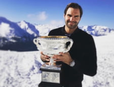 O intrebare despre Maria Sharapova l-a lasat fara replica pe Roger Federer