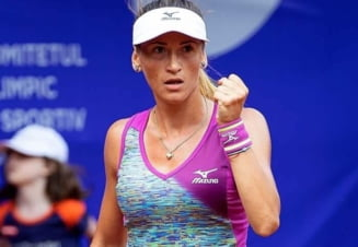 O jucatoare din Romania a reusit surpriza zilei in tenisul feminin