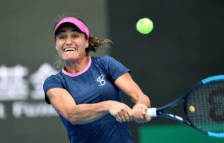 O jucatoare din Romania se prabuseste in clasamentul WTA dupa eliminarea de la US Open