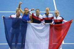 O jucatoare importanta a Frantei din FedCup a inceput cu dreptul turneul de la Dubai