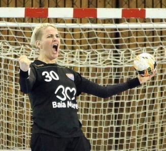 O jucatoare importanta se retrage din nationala Romaniei de handbal