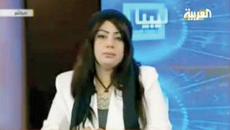 O jurnalista pro-Gaddafi a fost asasinata in inchisoare