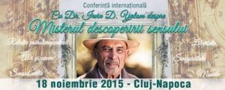 O legenda vie din domeniul psihiatriei sustine o conferinta internationala in Romania