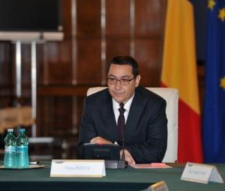 O luna de guvernare Ponta - Gafe, suspiciuni si greseli pe banda rulanta