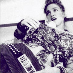 O mai tii minte pe Madonna in tinerete? Fiica ei ii seamana leit (Galerie foto)
