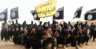 O mama disperata si-a salvat fiica din mainile extremistilor din Statul Isalmic