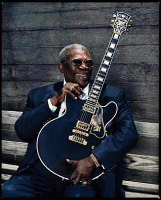 O mare legenda a blues-ului a suferit un infarct