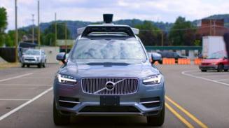 O masina Uber care se conduce singura a ucis o femeie: Prima victima a tehnologiei care vrea sa revolutioneze lumea auto