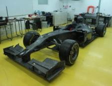 O masina de curse construita la Cluj ar putea participa la Formula 1