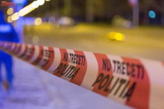 O masina de politie din coloana oficiala a ambasadorului Marii Britanii a facut accident pe Kiseleff