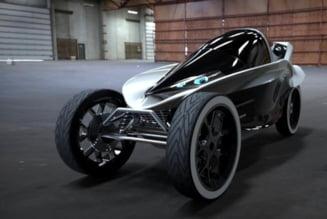 O masina electrica uimitoare, cu o autonomie de aproape 600 de km