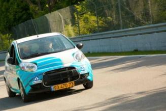 O masina electrica uluitoare: Merge 1.600 km cu o singura incarcare