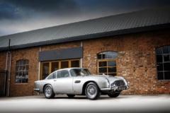 O masina pregatita pentru James Bond s-a vandut cu 6,4 milioane de dolari. Iata ce poate face proprietarul, din spatele volanului