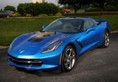 O masina unica, in editie limitata: Corvette Stingray (Galerie foto)