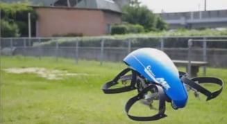 O masina zburatoare ar putea aprinde flacara olimpica la Jocurile Olimpice de la Tokio (Video)