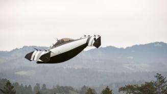 O masina zburatoare pe care o va putea pilota oricine. Este finantata de Larry Page si ar putea costa cat un SUV (Video)