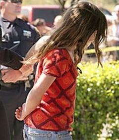 O minora romanca a fost arestata de 120 de ori in Spania