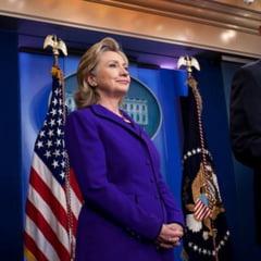 O miscare neasteptata in campania prezidentiala din SUA: Hillary Clinton i se opune lui Obama