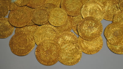 O moneda veche de 2000 de ani s-a vandut cu 4,2 milioane de dolari