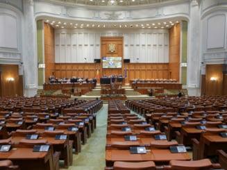O motiune de cenzura in timpul sesiunii extraordinare contravine Constitutiei, sustine PNL