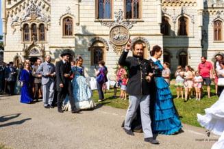 """O noua """"Calatorie la 1900"""", la Castelul Miclauseni"""