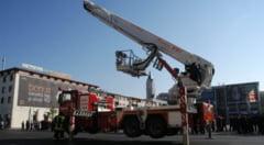 O noua autospeciala performanta pentru pompieri