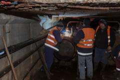 O noua avarie la RADET: Bucuresteni din trei sectoare au ramas fara apa calda si caldura