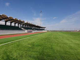 O noua baza sportiva de 5 stele in Romania: A costat 14,1 milioane de lei!