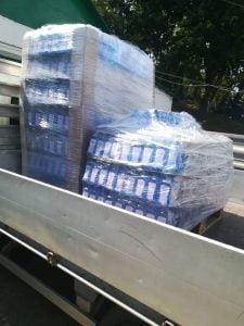 O noua cantitate de dezinfectanti va fi livrata asociatiilor de proprietari