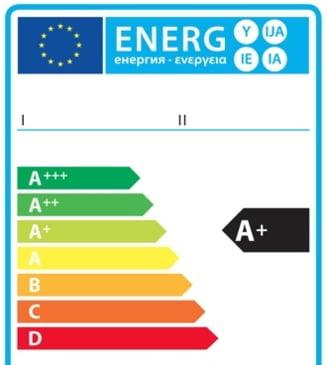 O noua clasa energetica pentru electrocasnice: A+++