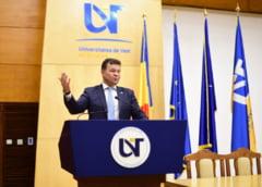 O noua confirmare a performantelor Universitatii de Vest din Timisoara. Pozitionare de top in ierarhia universitara romaneasca