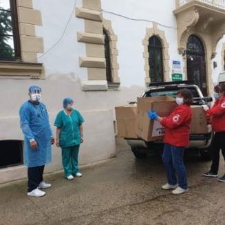 O noua donatie pentru Spitalul Judetean
